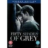 Fifty shades of grey dvd Filmer Fifty Shades of Grey: The Unseen Edition [DVD] [2015]